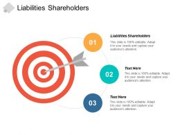 Liabilities Shareholders Ppt Powerpoint Presentation File Microsoft Cpb