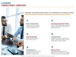 Liaoning Consultancy Services Ppt Powerpoint Presentation Portfolio Aids