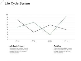 Life Cycle System Ppt Powerpoint Presentation Infographic Template Layout Cpb