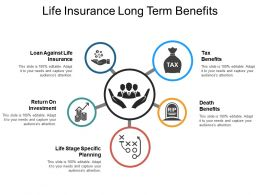 Life Insurance Long Term Benefits