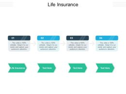 Life Insurance Ppt Powerpoint Presentation Inspiration Slideshow Cpb