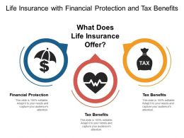Life Insurance With Financial Protection And Tax Benefits