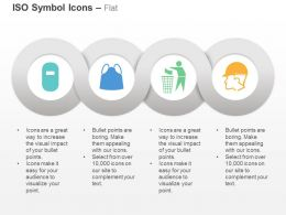 life_jacket_garbage_bin_engineer_ppt_icons_graphics_Slide01