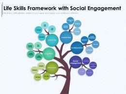 Life Skills Framework With Social Engagement