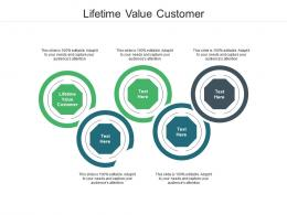 Lifetime Value Customer Ppt Powerpoint Presentation Pictures Images Cpb