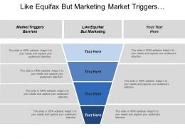Like Equifax But Marketing Market Triggers Barriers Technical Infrastructure