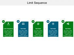 Limit Sequence Ppt Powerpoint Presentation Inspiration Microsoft Cpb