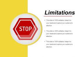 Limitations Example Of Ppt