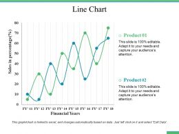 Line Chart Ppt File Picture