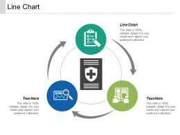 Line Chart Ppt Powerpoint Presentation Icon Portfolio Cpb