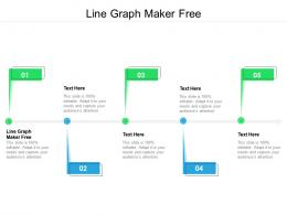 Line Graph Maker Free Ppt Powerpoint Presentation Gallery Background Image Cpb