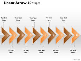 Linear Arrow 10 Stages 2