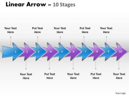 Linear Arrow 10 Stages 8