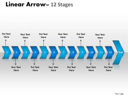Linear Arrow 12 Stages 2