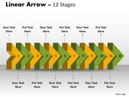 linear_arrow_12_stages_3_Slide01