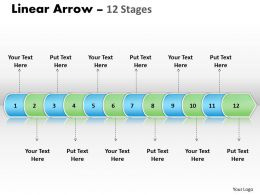 Linear Arrow 12 Stages 6