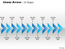 Linear Arrow 12 Stages 7