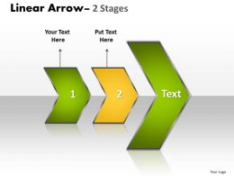 linear arrow 2 stages 24