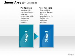 linear arrow 2 stages 26