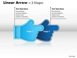 linear arrow 2 stages 2 58