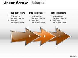 Linear Arrow 3 Stages 22