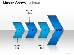 Linear Arrow 3 Stages 23