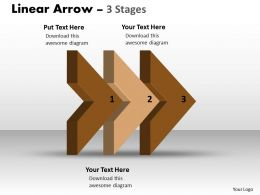 Linear Arrow 3 Stages 26