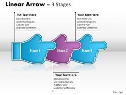 Linear Arrow 3 Stages 27