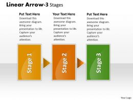 Linear Arrow 3 Stages 30