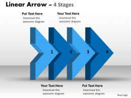 Linear Arrow 4 Stages 35
