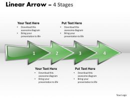 Linear Arrow 4 Stages 37