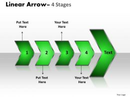 Linear Arrow 4 Stages 38