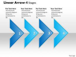 Linear Arrow 4 Stages 39