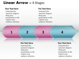Linear Arrow 4 Stages 40
