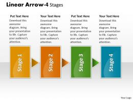 Linear Arrow 4 Stages 41