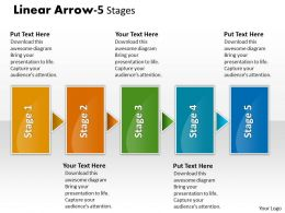 Linear Arrow 5 Stages 2 45