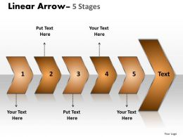 Linear Arrow 5 Stages 47