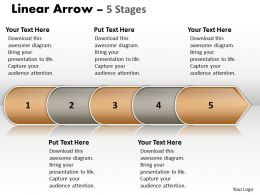 Linear Arrow 5 Stages 48