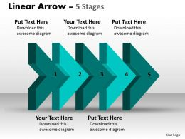 Linear Arrow 5 Stages 49