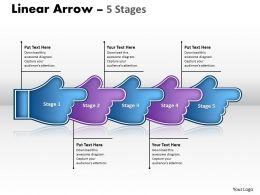Linear Arrow 5 Stages 50