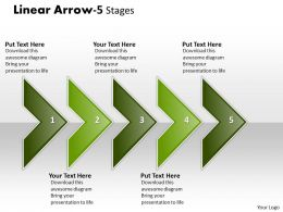 Linear Arrow 5 Stages 51