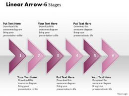 Linear Arrow 6 Stages 33