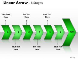 Linear Arrow 6 Stages 35