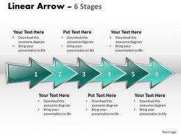 Linear Arrow 6 Stages 36