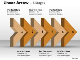 Linear Arrow 6 Stages 38