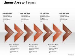 Linear Arrow 7 Stages 19