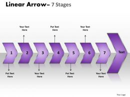 Linear Arrow 7 Stages 21