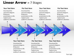 Linear Arrow 7 Stages 22