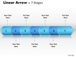 Linear Arrow 7 Stages 23