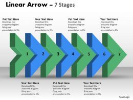 Linear Arrow 7 Stages 24